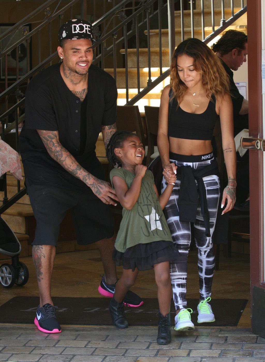 Chris Brown A Father? – www.saidced.com
